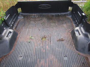 Box Liner 8 foot for a 2008 F350 Superduty