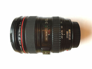 Canon Zoom Lens EF 24-105mm f4 L Series IS USM
