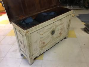 Decorative storage cabnet