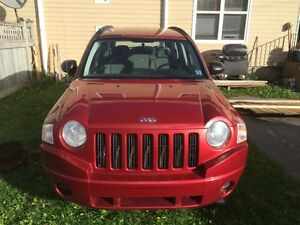 2007 Jeep Compass LAST CHANCE TO BUY WHOLE!