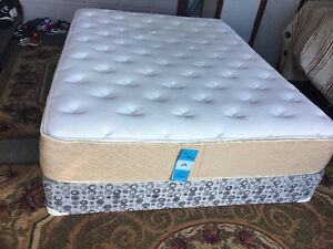 Queen size bed - body contour