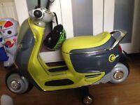 Mini Cooper scooter