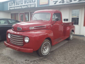 1948 Ford F 47