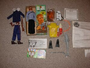 Hasbro 1970 GI Joe Sea Adventurer