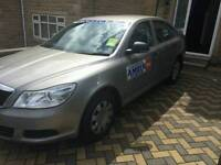 Leeds plated private hire taxi available for hire