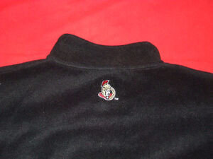 Ottawa Senator's 1/4 Zippered Sweater - $23.00 Belleville Belleville Area image 8
