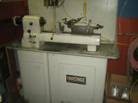 Hardinge Cataract lathe