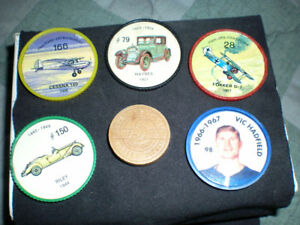 COLLECTIBLE TOKEN COINS