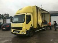 2006 DAF TRUCKS FA LF45.150 IDEAL EXPORT 18FT BODY ....WHATSAPP 07498795660