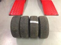 205/60R/15-4 USED Firestone Winter Force @ Auto Trax