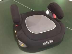 Child booster seat by Graco