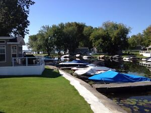 Affordable cottage/trailer/waterfront at Six Foot Bay/ Buckhorn