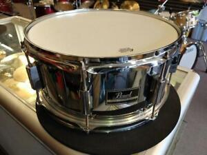 Pearl Export Chrome Snare Drum-Caisse claire 14x6.5 - used-usagée