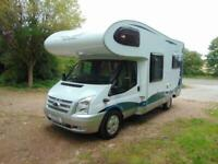 Hobby Siesta 555 4 berth rear fixed bed coachbuilt motorhome***DEPOSIT TAKEN***