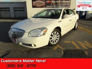 2011 Buick Lucerne CXL  NEW TIRES, LEATHER, POWER HEATED SEATS