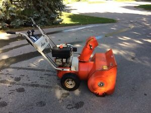 Ariens 7 HP Snowblower Can Deliver