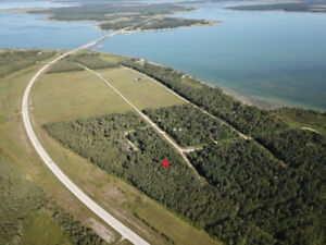 2 Acre Lot in Narrows West near Lake Manitoba The Narrows Land!