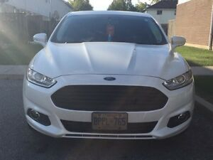 2013 Ford Fusion SE Ecoboost Sports Package (appearance package)