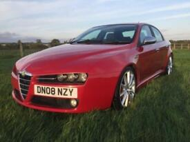 Alfa Romeo 159 2.4JTDM TI A Good Clean Example