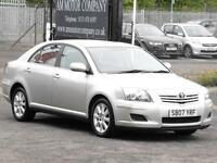 Toyota Avensis 2.0 D-4D 2007, ,83 000 Miles, 6 Months AA Warranty, 1 Years Mot