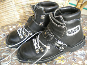 Vintage Scarpa Asolo Back Country Ski Boots