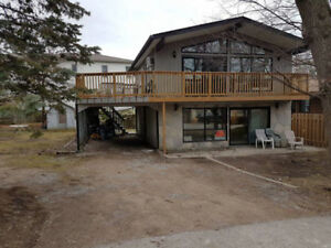 Winterized Family Cottage for Rent in Grand Bend