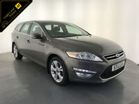 2013 FORD MONDEO TITANIUM TDCI ESTATE DIESEL 1 OWNER SERVICE HISTORY FINANCE PX