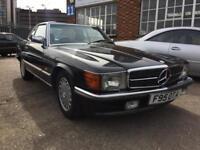 1988 Mercedes-Benz 420 SL R107 73k Miles FSH Immaculate