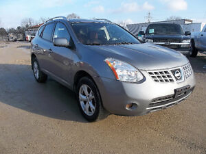 2008 Nissan Rogue SL ALL WHEEL DRIVE!!! Immaculate!!