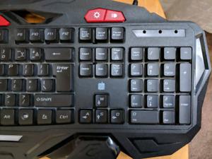 Xtreme gaming keyboard