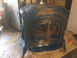 Vermont wood stove