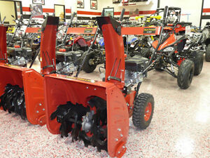New 6.5 HP Double stage SNOW BLOWER ONLY $399.99!! 22INC BLADE!