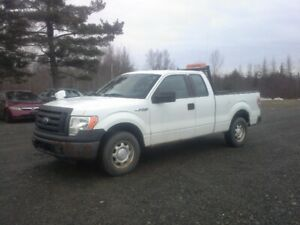 2010 FORD F-150 EX-CAB !! GOOD SOLID TRUCK !!