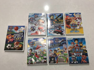 PAW PATROL DVD movies $25 for ALL