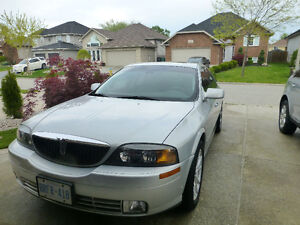 Lincoln LS Sedan Sports pack