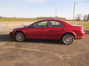2004 Chrysler Sebring LXi Sedan London Ontario image 1