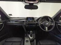 2018 BMW 320D M-SPORT AUTOMATIC SAT NAV PARKING SENSORS 1 OWNER SERVICE HISTORY