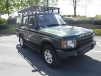 Land Rover Discovery 2.5Td5 ( 7 st ) 2003MY GS