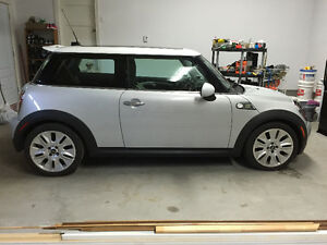 2010 MINI Mini Cooper S Mayfair Coupe (2 door)