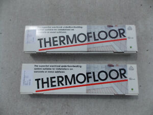 PEROBE Thermofloor Electrical Floor Heat Mats. 115V