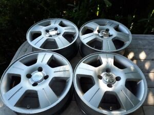 4 X MAGS  16'' FORD  4X108mm