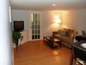 Beautiful 1 Bedroom Basement Apartment in Exhibition Park! May 1