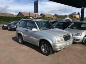 2002 Suzuki Grand Vitara 1.6 SE Estate 3dr