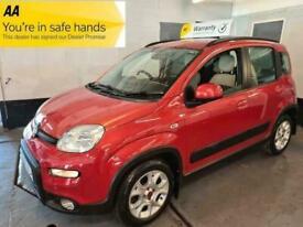 image for 2013 Fiat Panda 875CC TWINAIR TREKKING HATCHBACK Petrol Manual