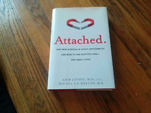 Attached - The New Science of Adult Attachment