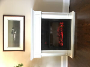 *Like New* Greenway Electric Fireplace
