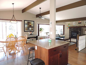 Huge Post and Beam 3 bedroom Upper suite - August 15 or Sept 1