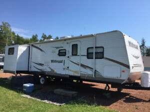 Cavendish camper trailer for rent!