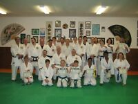 Budokan Karate Fall Training - Try It! You Will Like It!