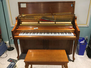 Professional tuner + Passionate Pianist